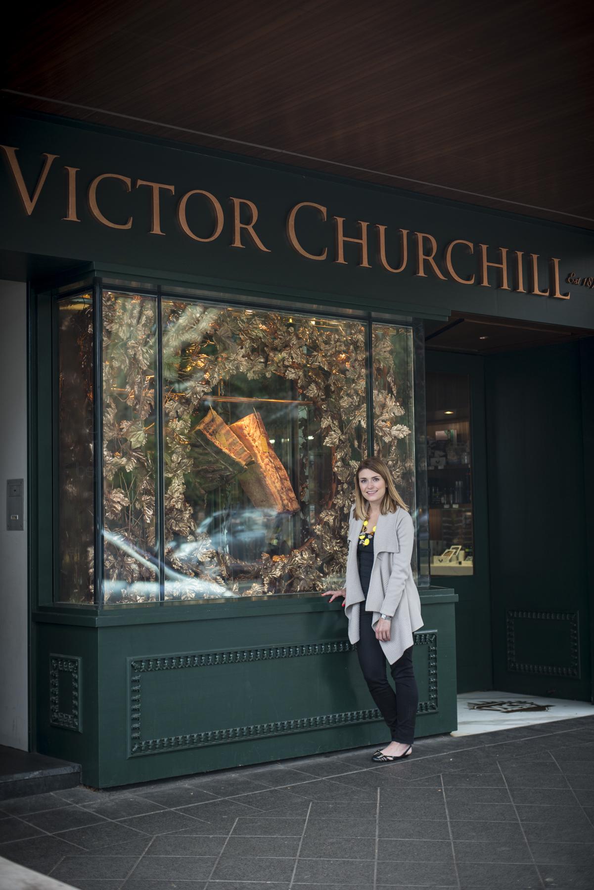 Victor Churchill The Picnic Press